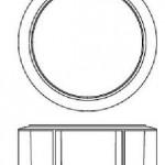 """""""Панетон"""" діаметр Ø 165  h=95 mm"""